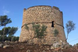 Denuncian deficiencias en el proyecto de recuperación de la torre de La Mola del Port de Andratx
