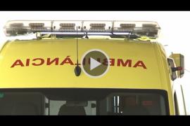 El IB-Salut niega que la embarazada evacuada a Palma estuviera en peligro