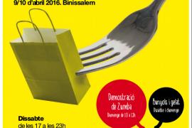 Gastronomía y compras en la feria Tastamoda de Binissalem