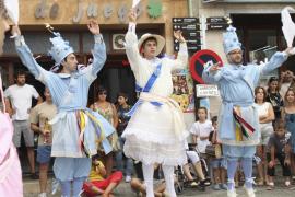 Las mujeres interpretarán el papel de la 'dama' en las danzas de los 'cossiers' de Alaró