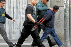 Condena récord en Mallorca: 143 años de cárcel para el cerebro de la banda de paramilitares