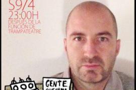 'Don't steal my thunder', el monólogo de Didac Alcaraz en la Sala Trampa