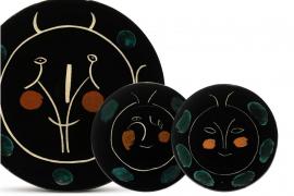 La subasta de cerámicas de Picasso dobla la demanda prevista