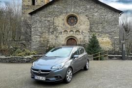 Opel Corsa 1.4 con el máximo equilibrio