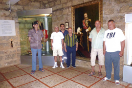 Museo militar de San Carlos