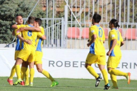 Rayo Majadahonda y Atlètic Balears empatan 2-2 en la ida de la final de la Copa Federación