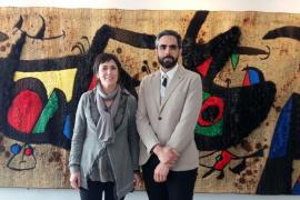 La Fundació Pilar i Joan Miró presenta su nueva  programación centrada «en Miró y su valor»