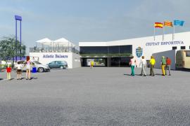 El Consell cierra las puertas a la ciudad deportiva del ATB