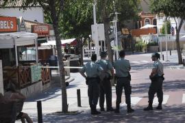 Un falso aviso de bomba hace saltar las alarmas en Peguera