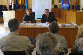 Andratx pone en marcha la Zona Azul gratuita para «dinamizar la actividad económica y comercial» del municipio
