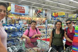 Los voluntarios regresan de Grecia