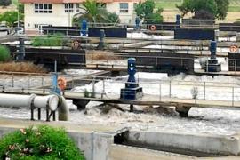Medio Ambiente rechaza el proyecto de Emaya para la depuradora del Coll