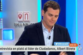 Rivera dice que no habrá más reuniones  a tres si Podemos no cambia de postura