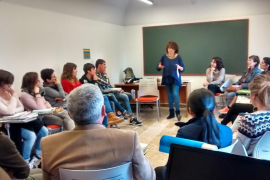 Manacor busca voluntarios lingüísticos catalanoparlantes