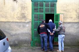 Cuatro detenidos y cinco registros en una gran operación antidroga en Manacor y Porto Cristo