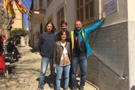 MÉS per Sencelles i Biniali propone eliminar el nombre «franquista» de la plaza del pueblo