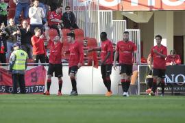 El Mallorca busca en Zaragoza un triunfo que le acerque a la salvación