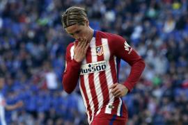 El Atlético supera el desgaste de la Champions y derrota al Espanyol