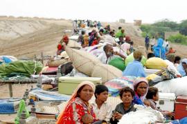 Empeora la situación en Pakistán, con más de 17 millones de afectados
