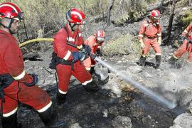 La Guardia Civil descarta que el incendio de Benirràs fuese intencionado
