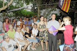 Los vecinos de s'Arenal exigen a Palma y Llucmajor que paren las expropiaciones