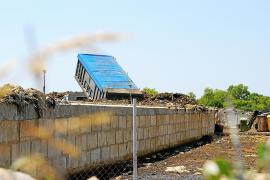 Los residuos sólidos cárnicos se llevarán temporalmente a Son Reus