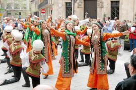 El Festival Mundial de Danzas Folklóricas peligra por falta de ayudas institucionales