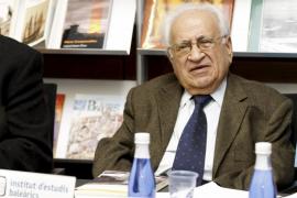 Fallece a los 82 años Miquel Duran, expolítico y catedrático de Historia Contemporánea de la UIB