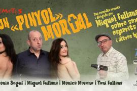 'Un pinyol mortal', una comedia negra sobre las obsesiones en Campos