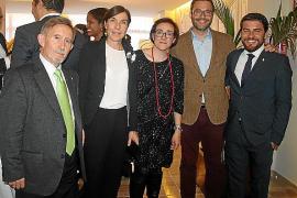 Inauguración del hotel Joan Miró Museum