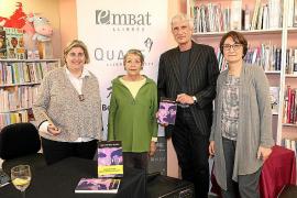 Maria Antònia Oliver presenta su último libro