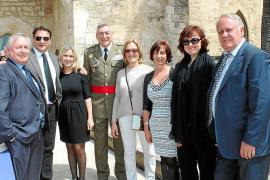 Toma de posesión del nuevo comandante general de Balears