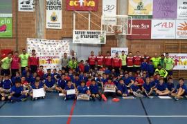 Capdepera vibra con el Palma Futsal