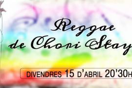 El reggae de Chori Staylah suena en Espai Xocolat