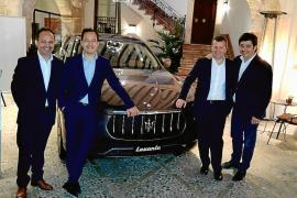 Autovidal dio a conocer el nuevo Maserati Levante