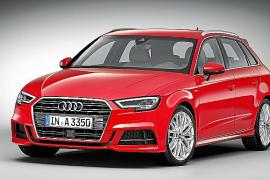 El nuevo Audi A3 llegará con mucha más tecnología