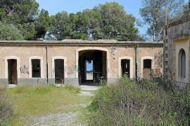 El nuevo PGOU de Calvià prevé convertir el fortín de Illetes en un «parque litoral»