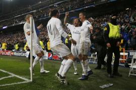 El Madrid remonta ante el Wolfsburgo y pasa a semifinales