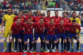 Miguelín contribuye al pase de España al Mundial de Colombia