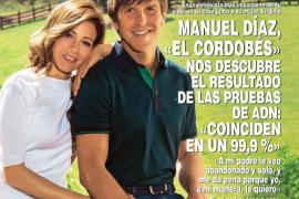 Las pruebas de ADN de Manuel Díaz 'El Cordobés' coinciden en un 99,9% con las de Manuel Benítez