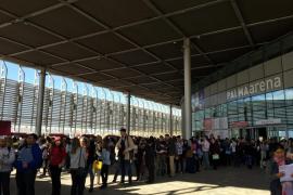 Nueva jornada de intensa actividad en la Feria de la Ocupación