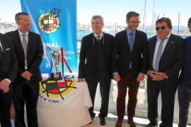Villar echa un cable al Palma Futsal