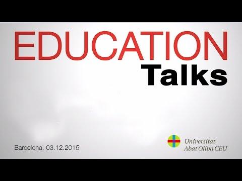 Education Talks, resumen del monográfico 'Ceatividad en el aula'