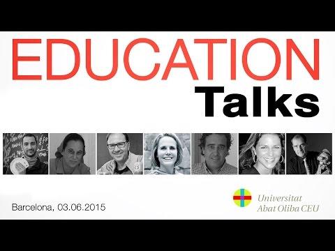 Education Talks, resumen de 'Ceatividad en el aula'