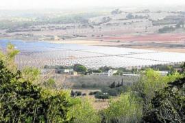 El PGOU de Manacor dictará las zonas donde se podrán instalar parques solares
