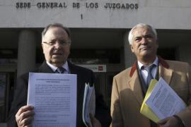 Miguel Bernard y Luis Pineda