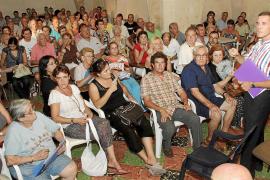 palma reunion vecinos playa de palma en la iglesia calle san cristob