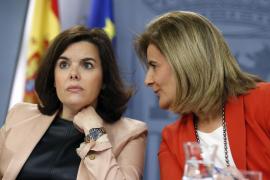 Báñez asegura que el sistema de pensiones español es sostenible hasta 2060