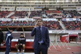 Vázquez quiere un «campo caliente» para recibir al Osasuna