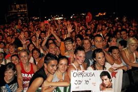 palma concierto benefico iberostar unicef, chayanne fotos teresa ayug